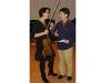 Friederike Latzko und Xiaoyong Chen